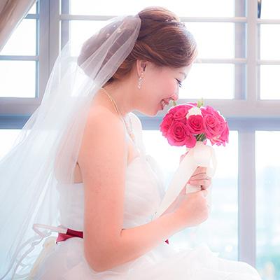 Bride's Corner by Jack Zhang