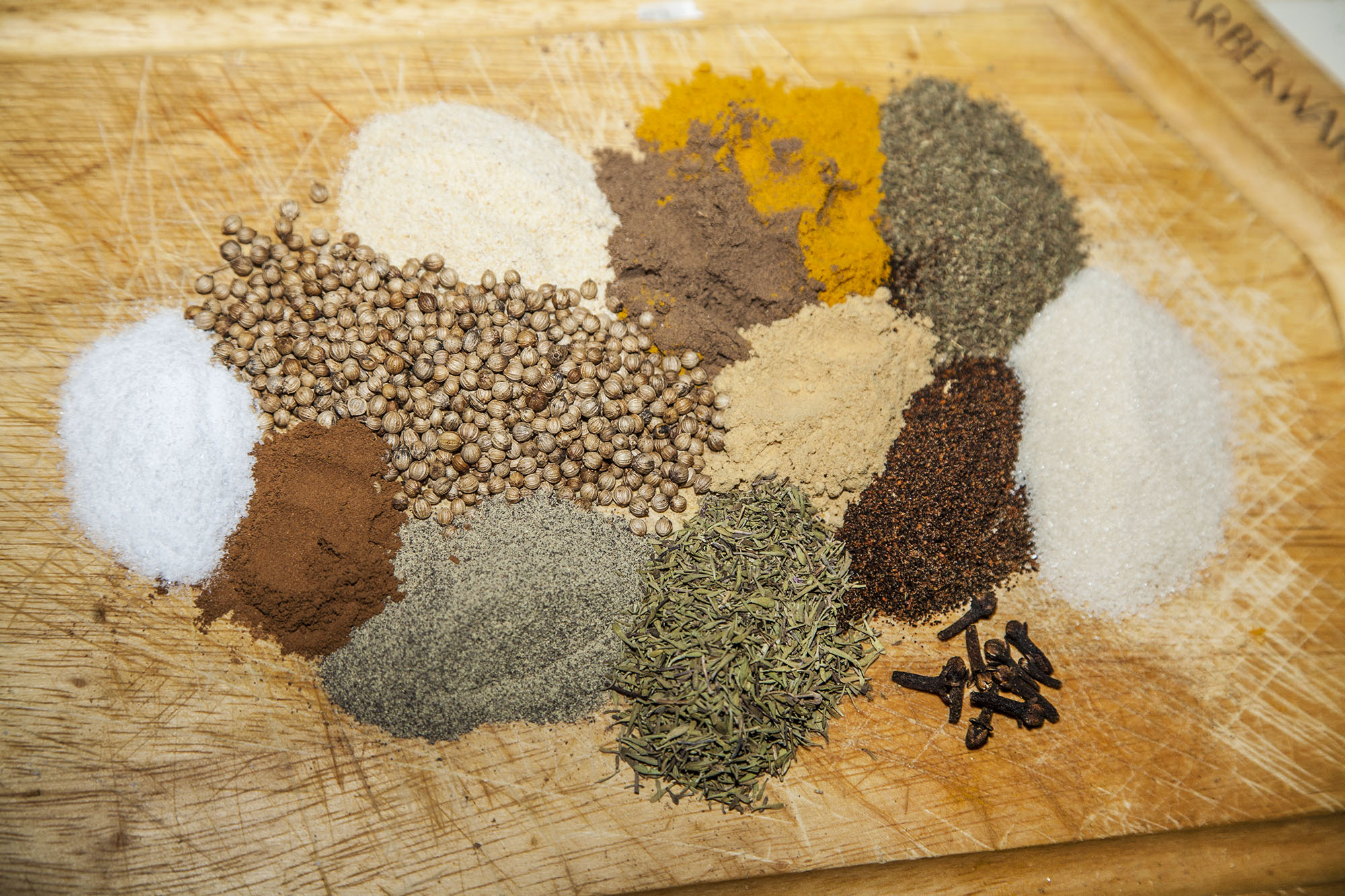 Spices - Marry Caribbean