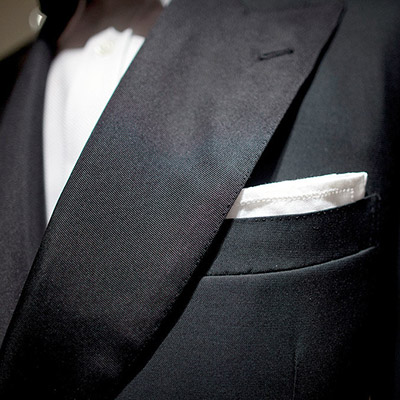10 Tips for Wearing a Tuxedo
