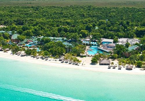 8. Beaches Negril Resort and Spa - Negril, Jamaica