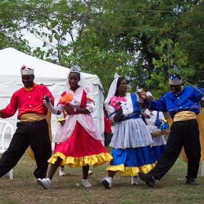Bruckins Dance - Manchioneal Cultural Group