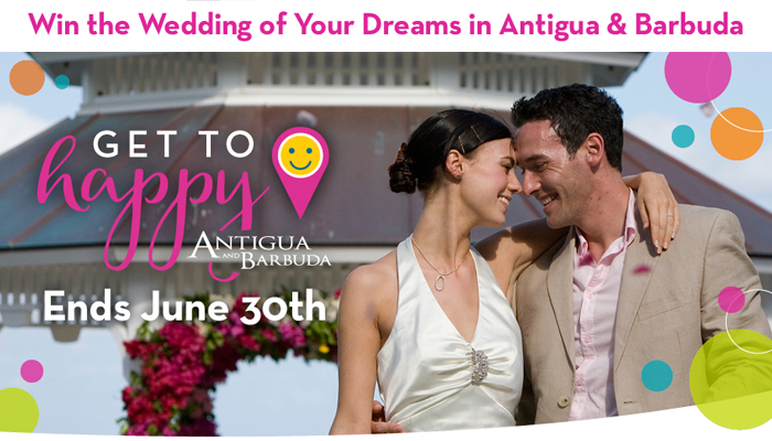 Win the Wedding of Your Dreams in Antigua & Barbuda