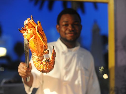 635998834571584124-Lobster-Barbecue-with-giant-lobsters-credit-CuisinArt-Golf-Resort-Spa