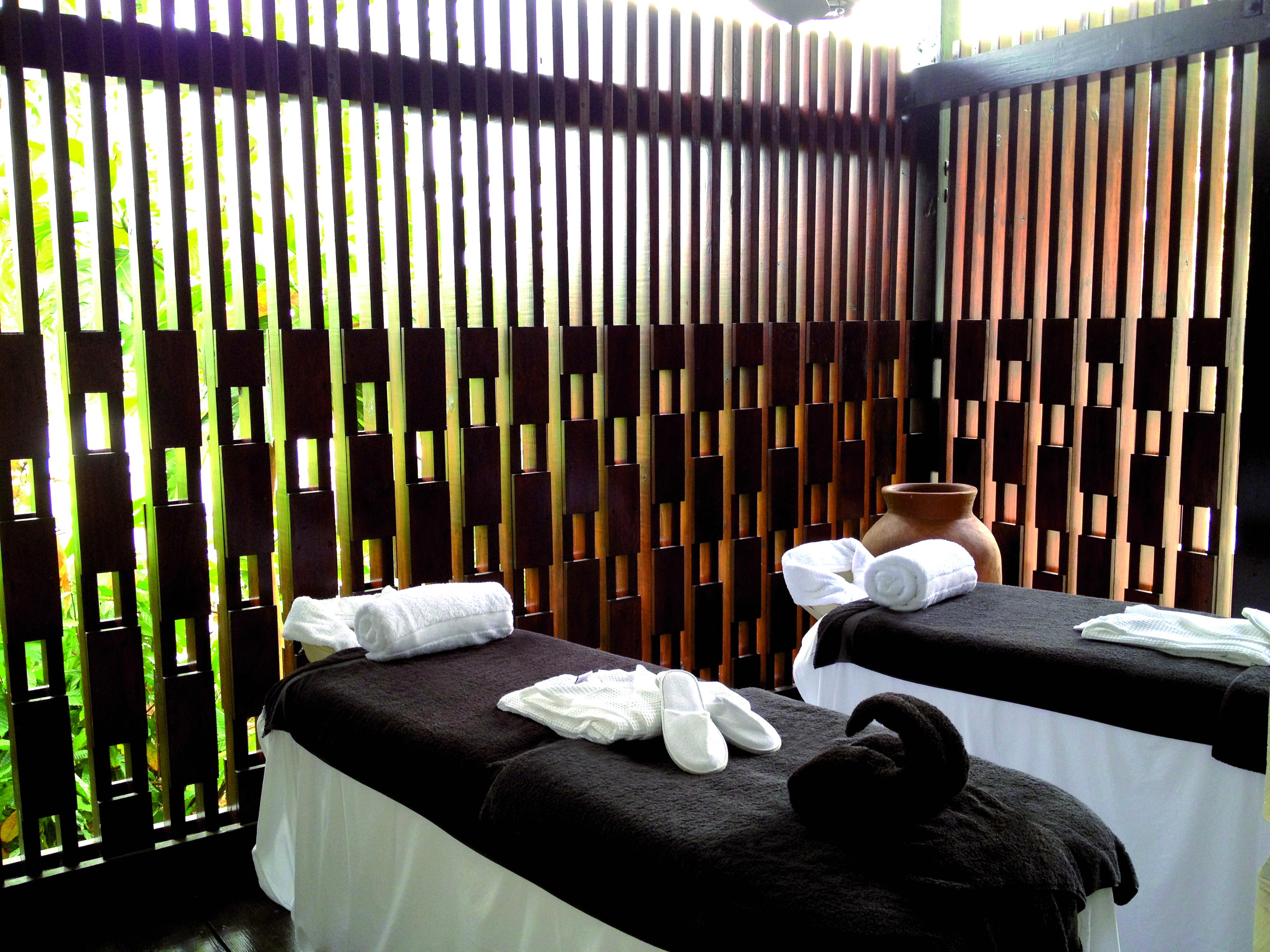 St. Lucia Cocoa Juvenate Spa. Hotel Chocolat