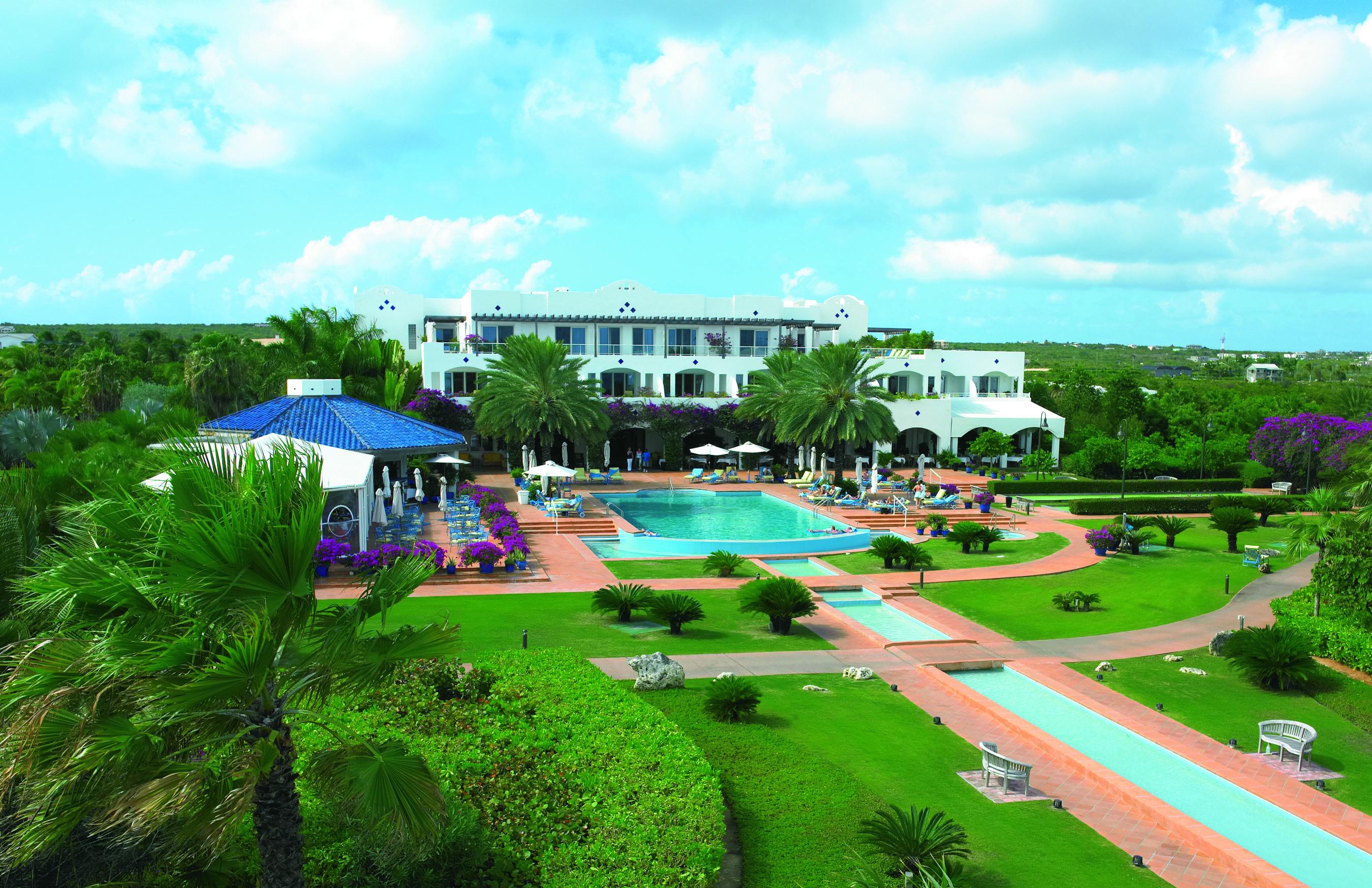 Anguilla CuisinArt Golf Resort & Spa. Photo <a style=