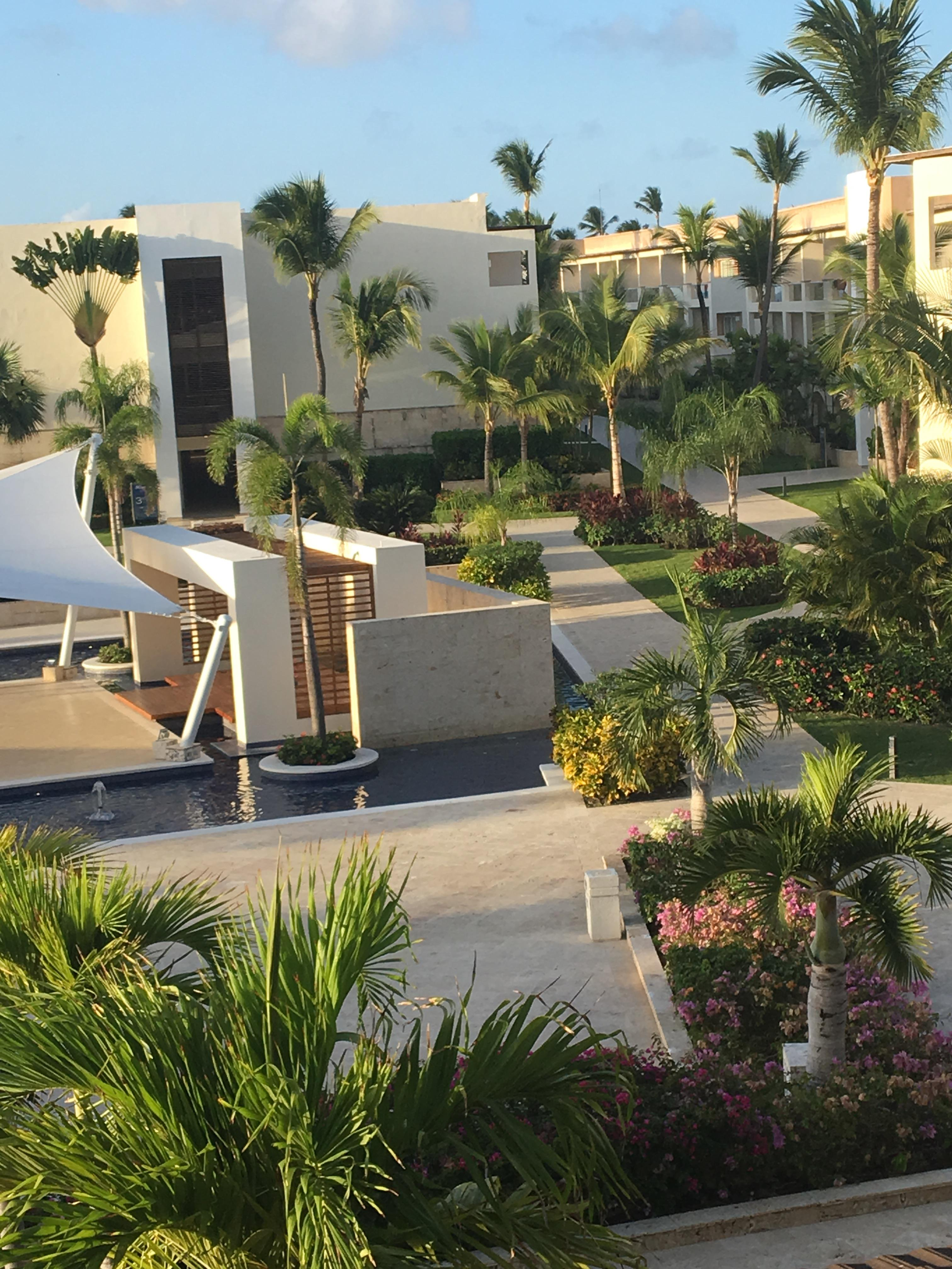 Royalton Punta Cana all inclusive. Photo Credit Melanie Reffes