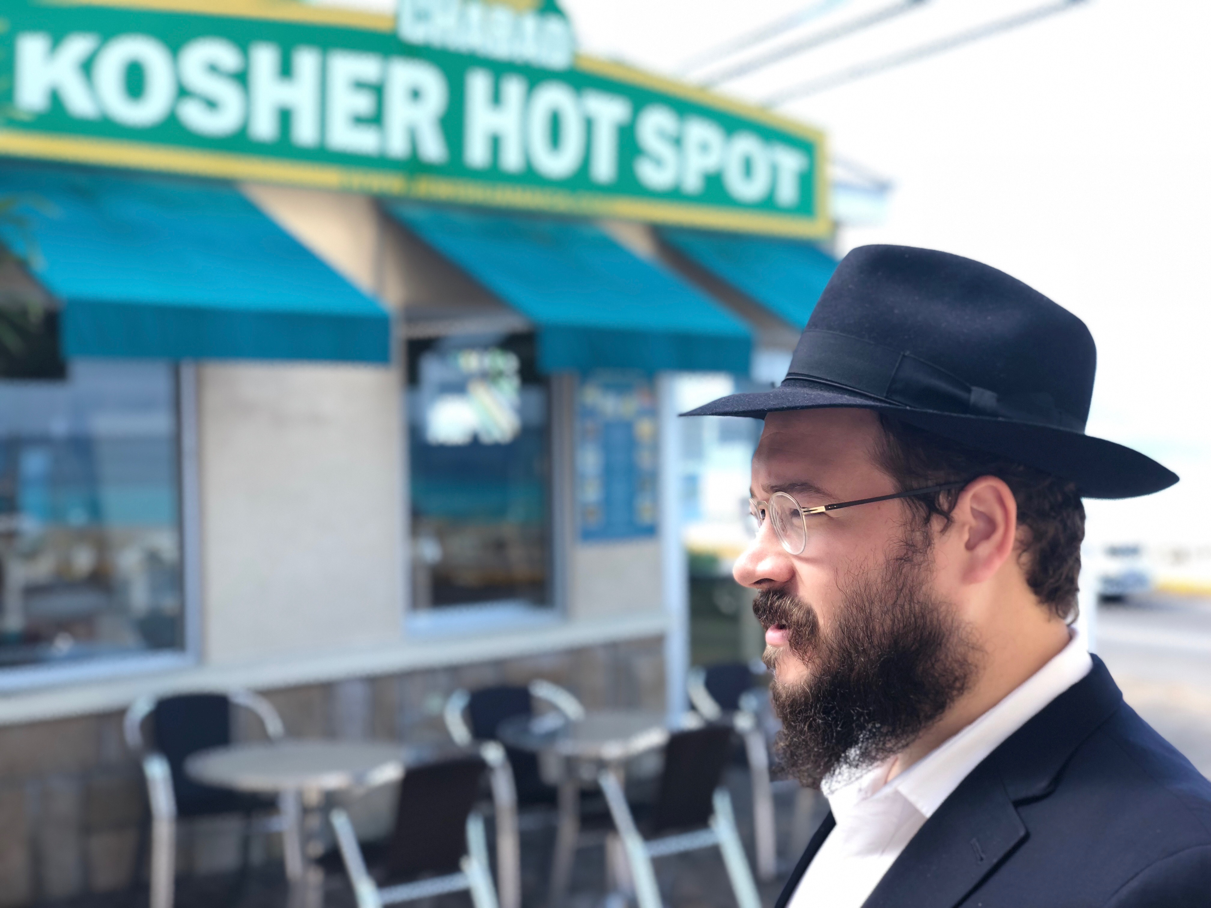 Photo: Jamaica's only Kosher restaurant is open in Montego Bay. Credit:  Chabad of Jamaica