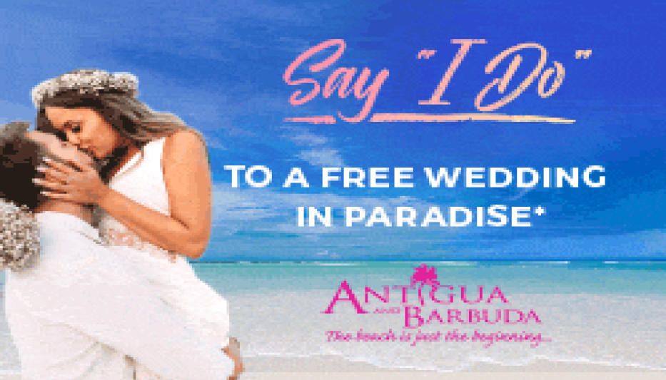 Say I Do: Win a Free Wedding in Paradise